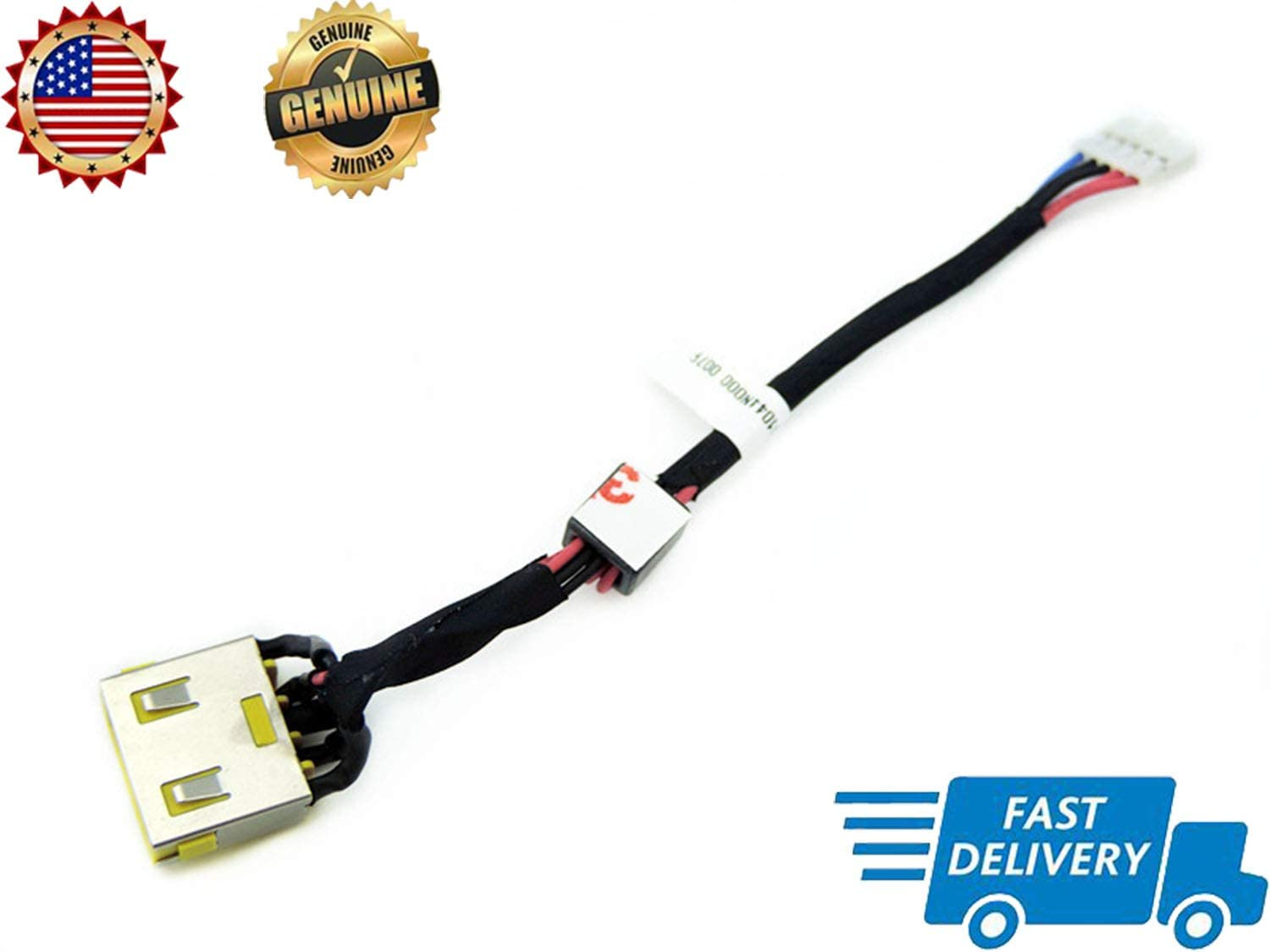 Lenovo Ideapad Y700-15ACZ Y700-15ISK DC30100PM00 DC30100PD00 DC Power Jack Cable