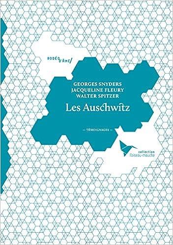 Lire Les Auschwitz pdf epub