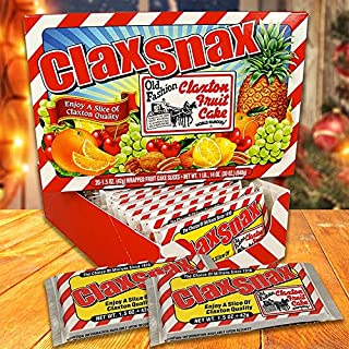 product image for ClaxSnax - Claxton Fruit Cake By The Slice