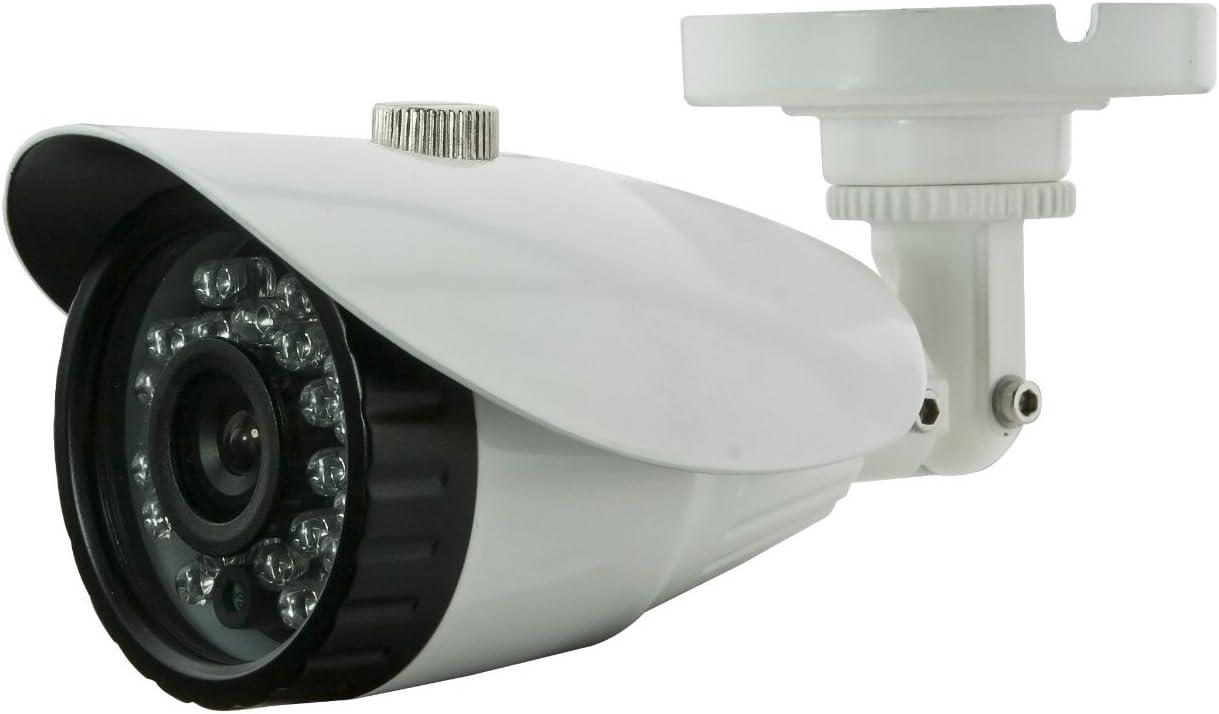 Bullet Varifocal Wide Angle Home Professional Outdoor Vandal Surveillance Camera