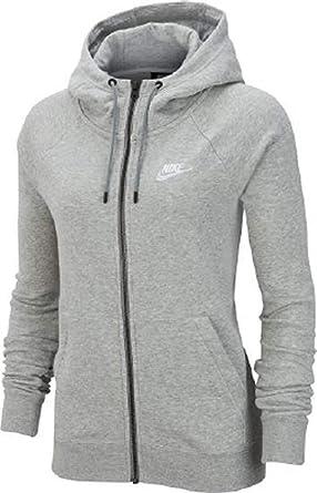 Nike W NK Dry Hoodie FZ Felpa per Donna: Amazon.it