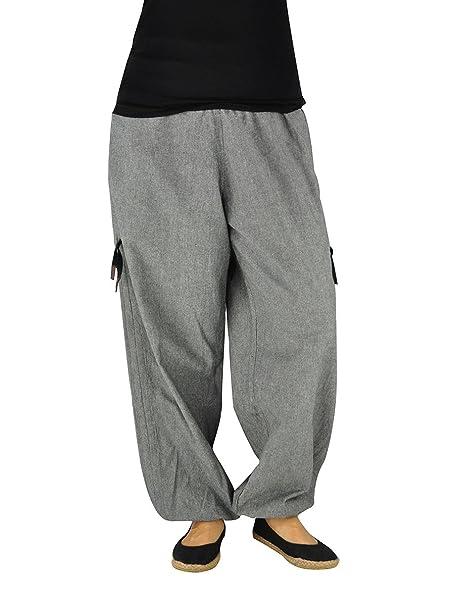 virblatt – Pantalones cagados Mujer Cargo - Praktisch