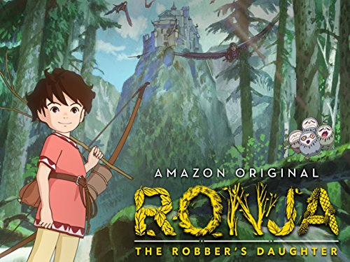 Ronja, the Robber's Daughter - Official Trailer