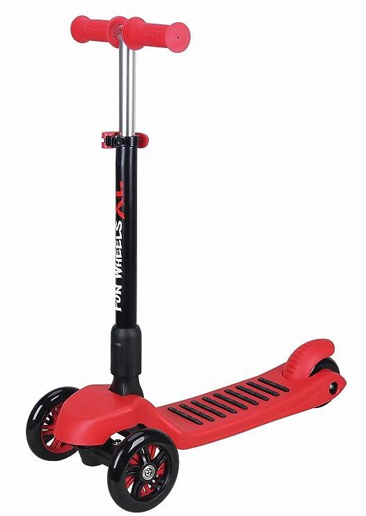 Patinete de 3 ruedas con diseño scooter para niños de 5-7 ...