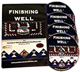 Quilting: Patchwork Schoolhouse Teaches Finishing Well on DVD
