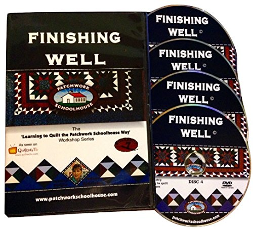 (Quilting: Patchwork Schoolhouse Teaches Finishing Well on DVD)