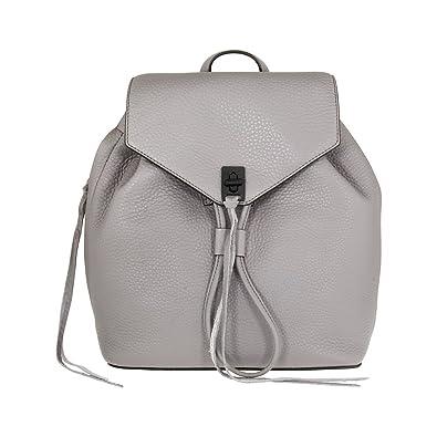Rebecca Minkoff Grey Darren bag-backpack 2C5JZ