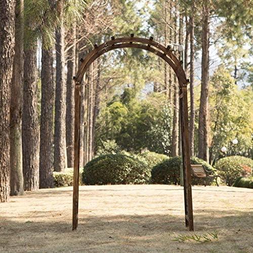 HLZY Muebles de jardín Arco Decoración Enrejado Exterior ...