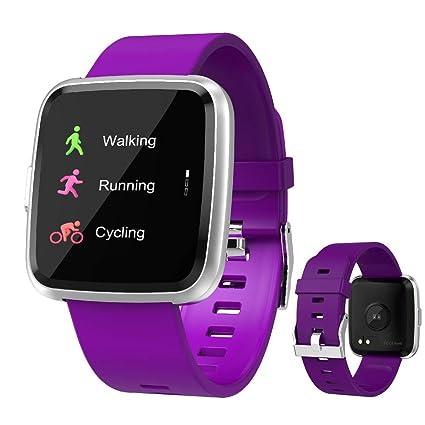 Amazon.com: Love life Bluetooth Smartwatch Fitness Watch ...
