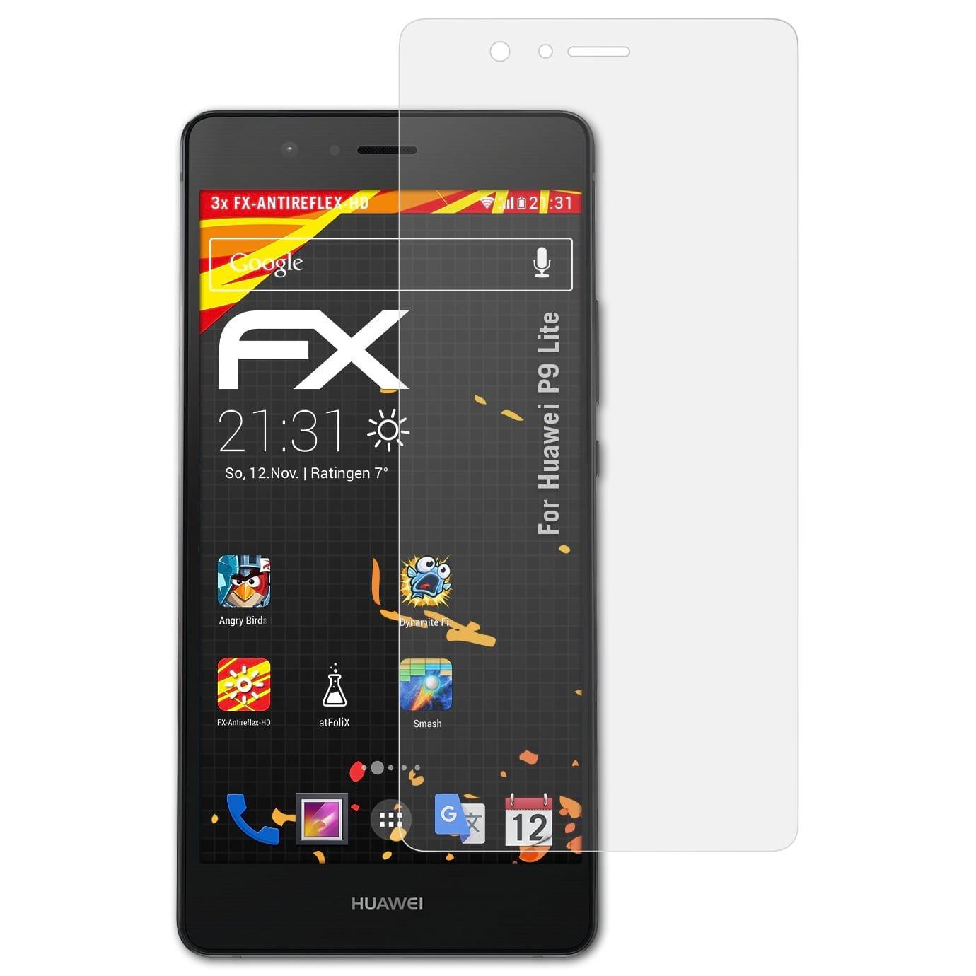 Atfolix 3x Displayschutzfolie Für Huawei P9 Max Schutzfolie Fx-antireflex-hd Verkaufspreis Computer, Tablets & Netzwerk Handy-zubehör