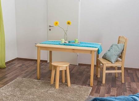 Table à rallonge 130 x 80 cm: : Bricolage