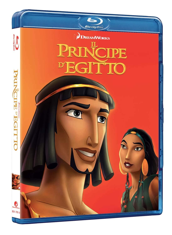 Il Principe D Egitto Italia Blu Ray Amazon Es Hans Zimmer Brenda Chapman Steve Hickner Simon Wells Hans Zimmer Cine Y Series Tv