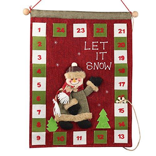 Christmas Advent Countdown Calendar - 7