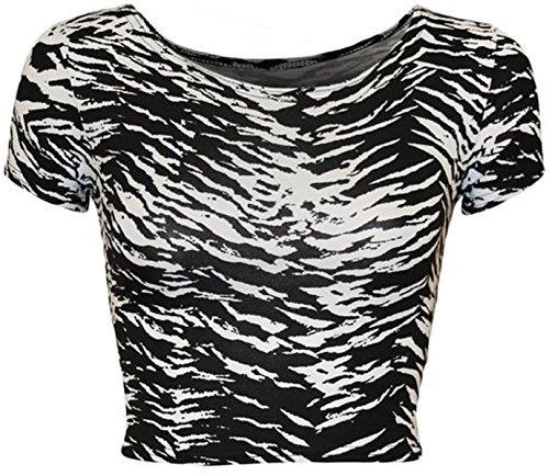 Zebra Crop - 6