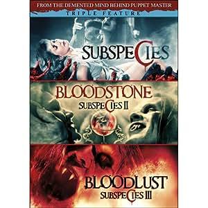 Subspecies: The Awakening / Bloodstone: Subspecies II / Bloodlust: Subspecies III
