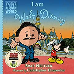 The 18th picture book in the New York Times bestselling series of biographies about heroes tells the story of Walt Disney, who made dreams come true.This friendly, fun biography series focuses on the traits that made our heroes great--the tra...