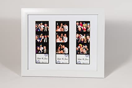 Amazon.com - Photo Booth Frames 8 x 10 Photo frame with mat for ...
