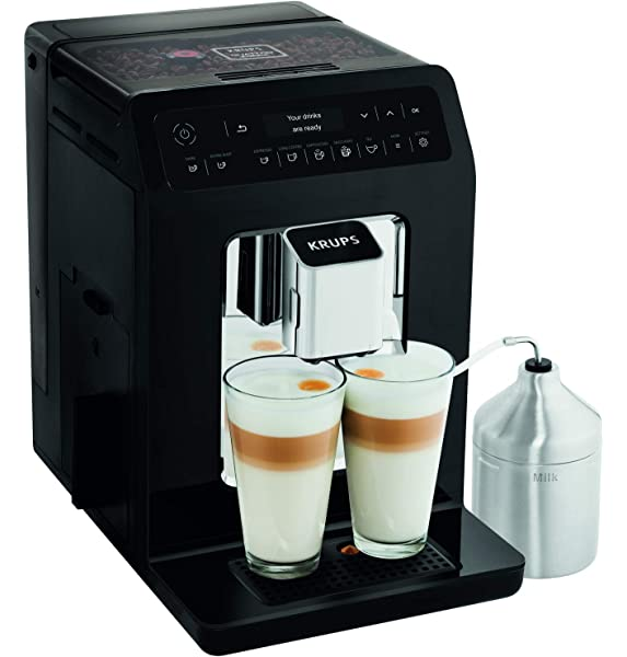 Krups Evidence Espresso EA891810 - Cafetera Superautomática ...