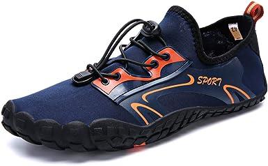 Chaussures De Plongée Homme,LANSKIRT Chaussures Aquatiques