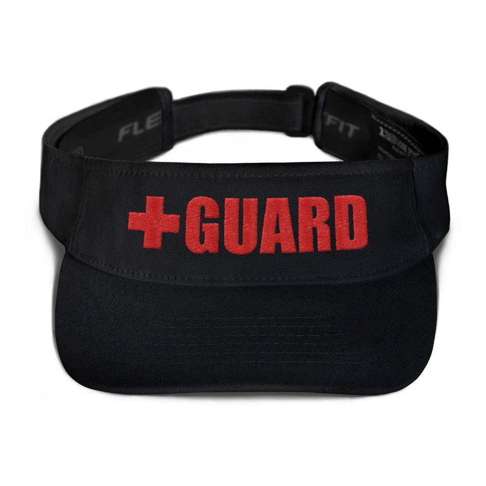 Lifeguard Flex Visor Black by BLARIX (Image #1)