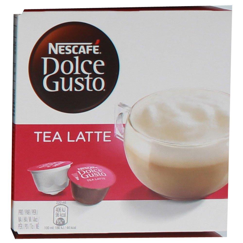 80 x Nescafé Dolce Gusto Tea Latte, Cápsulas de Té con Leche. 40 Porciones: Amazon.es: Hogar