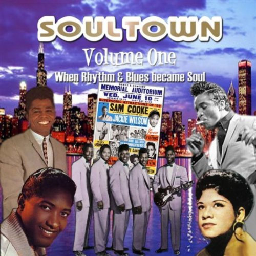 Soultown Volume 1