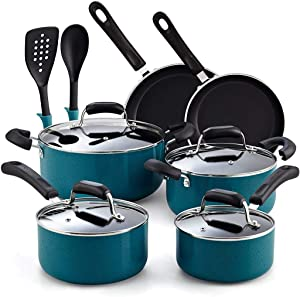 Best Cookware Set Under 200 Reviews (Cheap & Affordable for 2020) 12