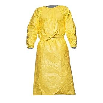 Tychem C Lab Gown PL50 Size L//XXL