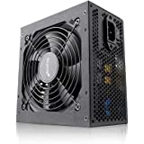 إمداد طاقة الكمبيوتر الشخصي للحاسوب الشخصي من فيست نايت 500 واط GP600G جهاز كمبيوتر محمول PSU كفاءة 12 فولت 91% 80 فولت…