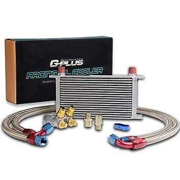 Amazon.com: Gplus para coche/camión 10 AN 19 ROW termostato ...
