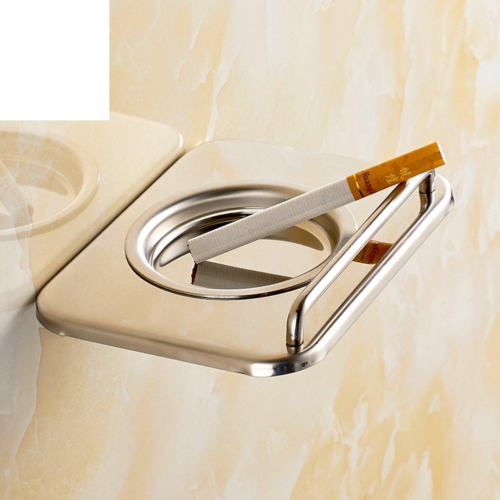 lovely Bathroom ashtray/Stainless steel bathroom rack/ you can let go