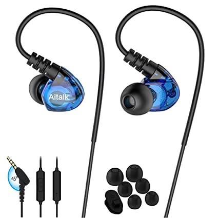 Image result for over ear wrap earbuds
