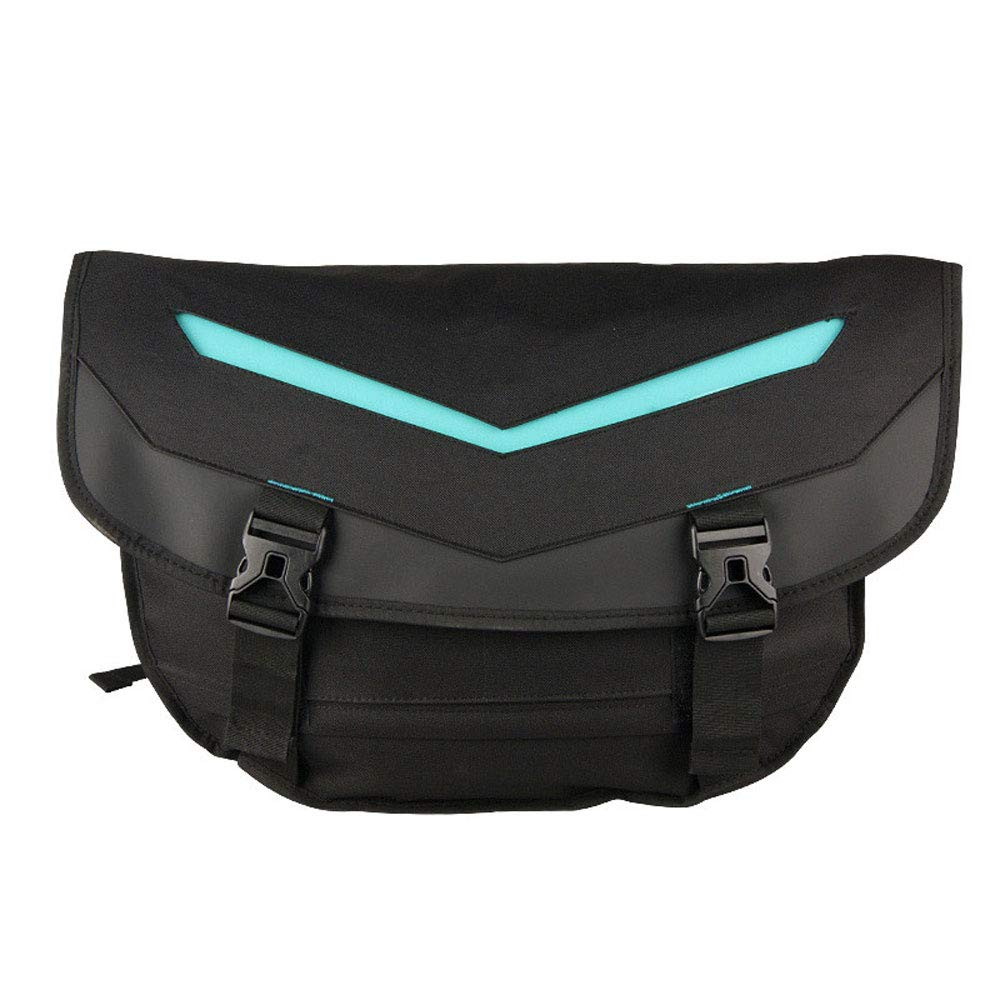 Diagonal CrossPack Waterproof Backpack Notebook Stationery Backpack Lightweight Casual Backpack With Ladies Men's Leather Handle