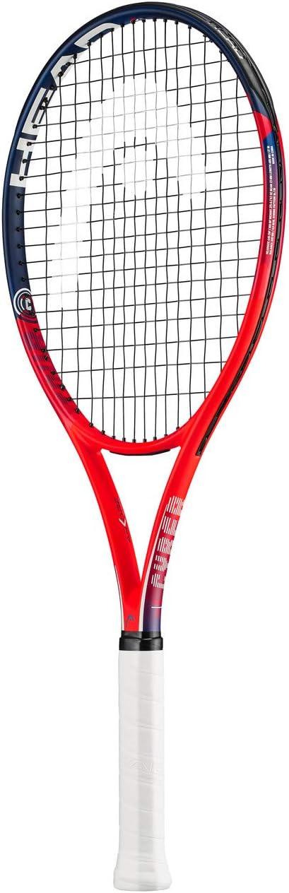 Racchetta da tennis Head 2019 taglia 3 colore rosso 231909S30