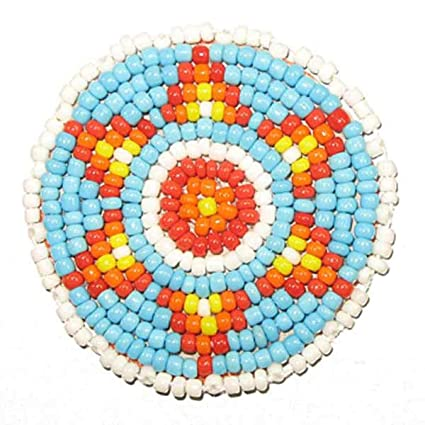 Amazon com: Beaded Turtle Rosettes 1-1/2 Bead Work