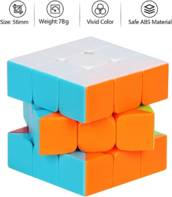 sin Etiquetas OJIN Cyclone Boys Feijue//Xuanjue Magnetic 3x3x3 Speed Cube Puzzle Magic Cube Smoothly Twist