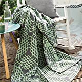 Ben and Jonah Nivala Oversized Throw Blanket