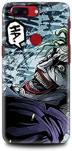 كفر ون بلس 5 تي - سوبر هيرو - الجوكر يضحك - باتمان