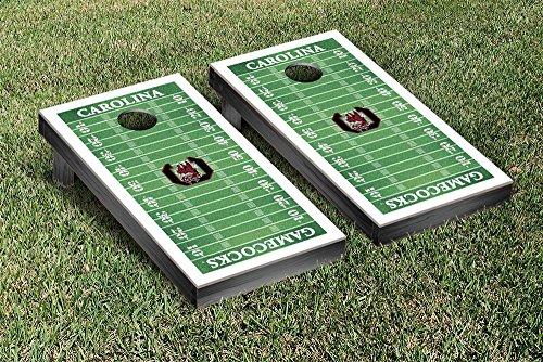 NCAA Football Field Version Cornhole Game Set, South