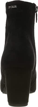 Tom Tailor 7991901, Botines para Mujer