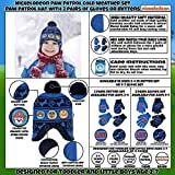 Nickelodeon Little Boys Paw Patrol Character Hat