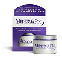 Mederma PM Intensive Overnight Scar Cream - Works with Skin's Nighttime Regenerative...