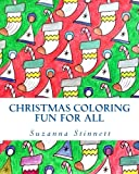 img - for Christmas Coloring Fun For All: Classical Christmas Scenes and Patterns book / textbook / text book