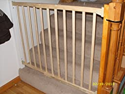 Amazon Com Evenflo Top Of Stair Plus Gate Baby