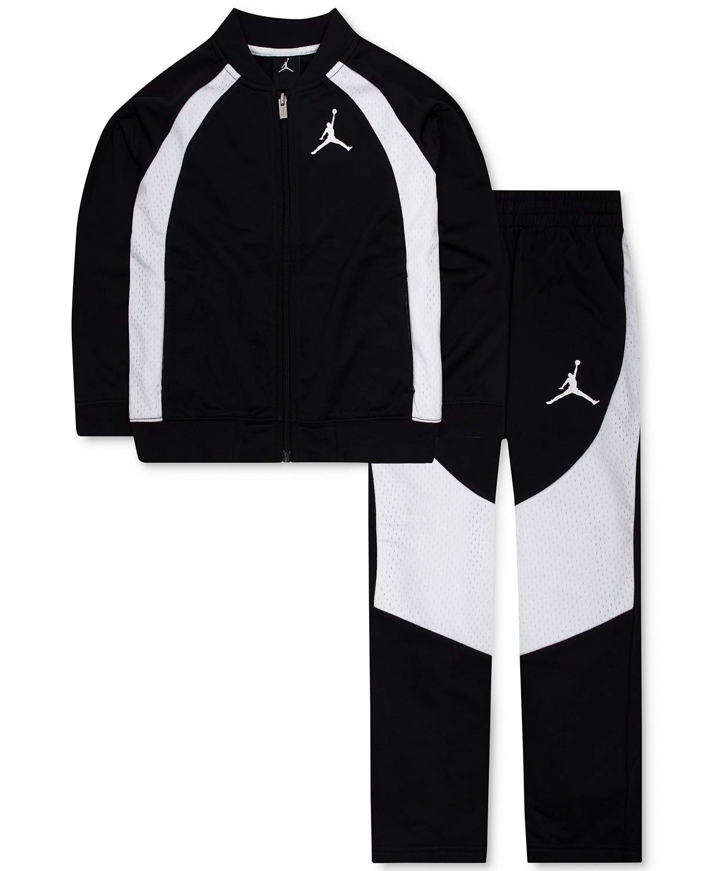 Nike Jordan Jumpman Boy Jacket Tracksuit Pants Outfit Set, Size 5 by Jordan