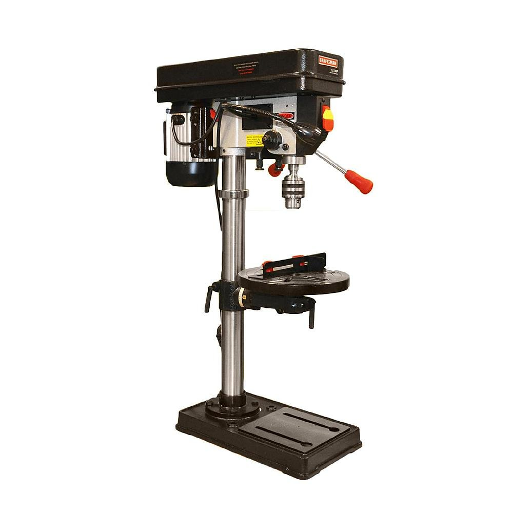 Craftsman 12 in Bench Drill Press Laser and LED light (12 inch)
