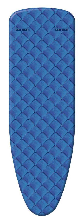 Rosa Funda para Tabla de Planchar Ironing Board Padded Top Cover, Algod/ón, Azul, Verde, Rosa, Mon/ótono, Plaza Verde Leifheit Cotton Comfort S//M Ironing Board Padded Top Cover Algod/ón Azul