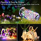 YoTelim LED Fairy Lights Battery Operated Outdoor