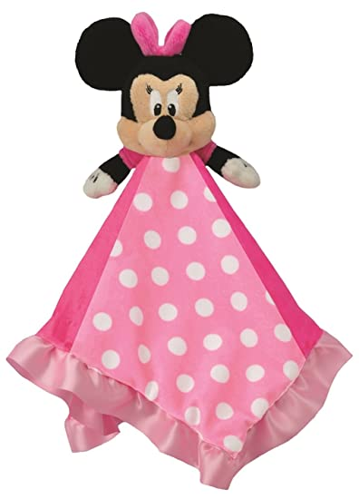 Amazon Disney Baby Minnie Mouse Blanky Plush Toy 13 Baby