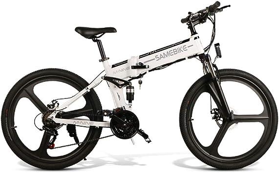 GA - Motor sin Cola Plegable para Bicicleta de montaña (48 V, 350 ...